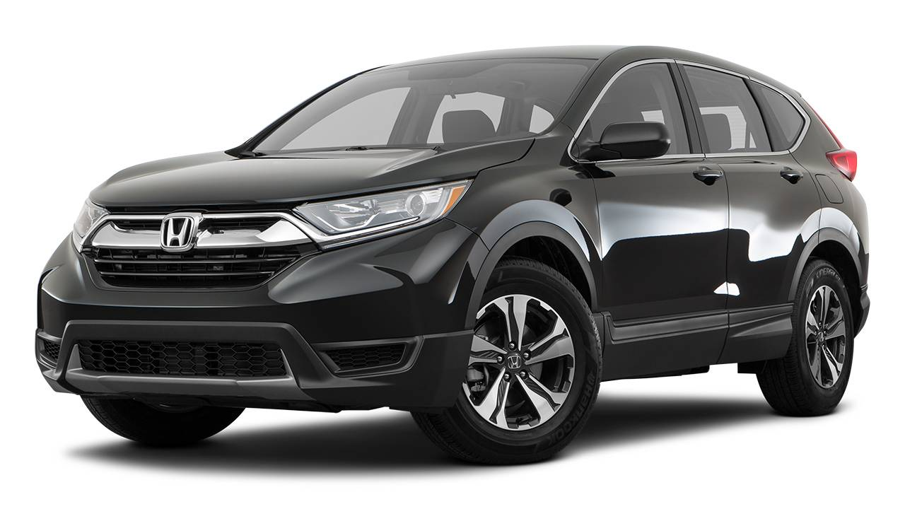 Lease A 2018 Honda Cr V Lx Cvt 2wd In Canada Leasecosts Canada
