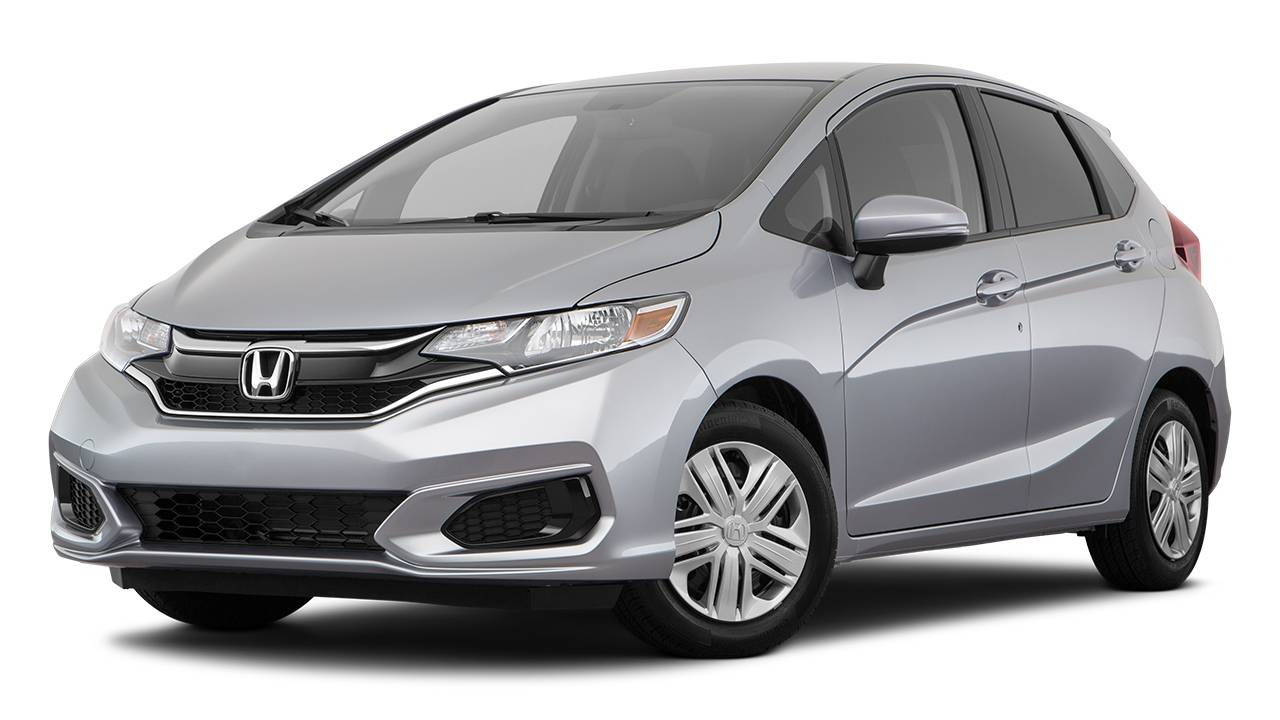 Lease A 2018 Honda Fit Lx Cvt 2wd In Canada Leasecosts Canada