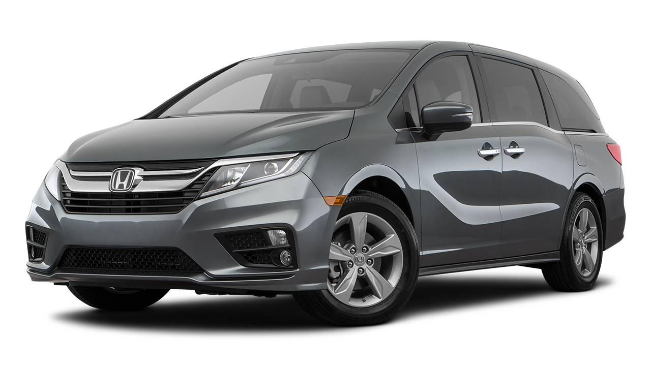 lease a 2018 honda odyssey lx automatic awd in canada