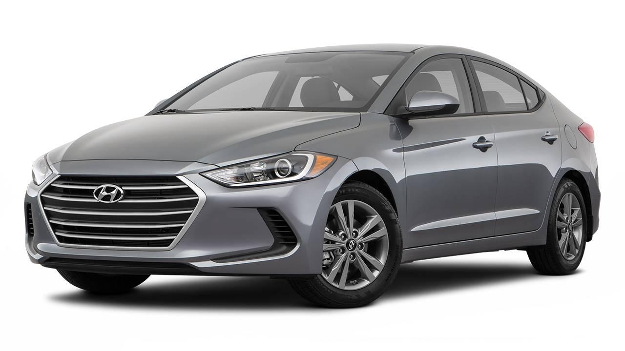 2018 Hyundai Elantra LE Automatic 2WD