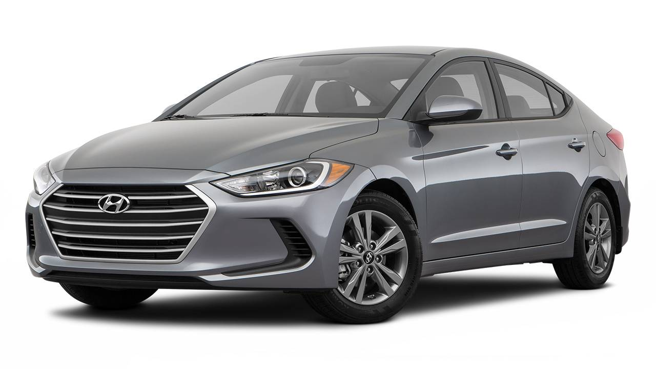 Lease A 2018 Hyundai Elantra L Manual 2wd In Canada