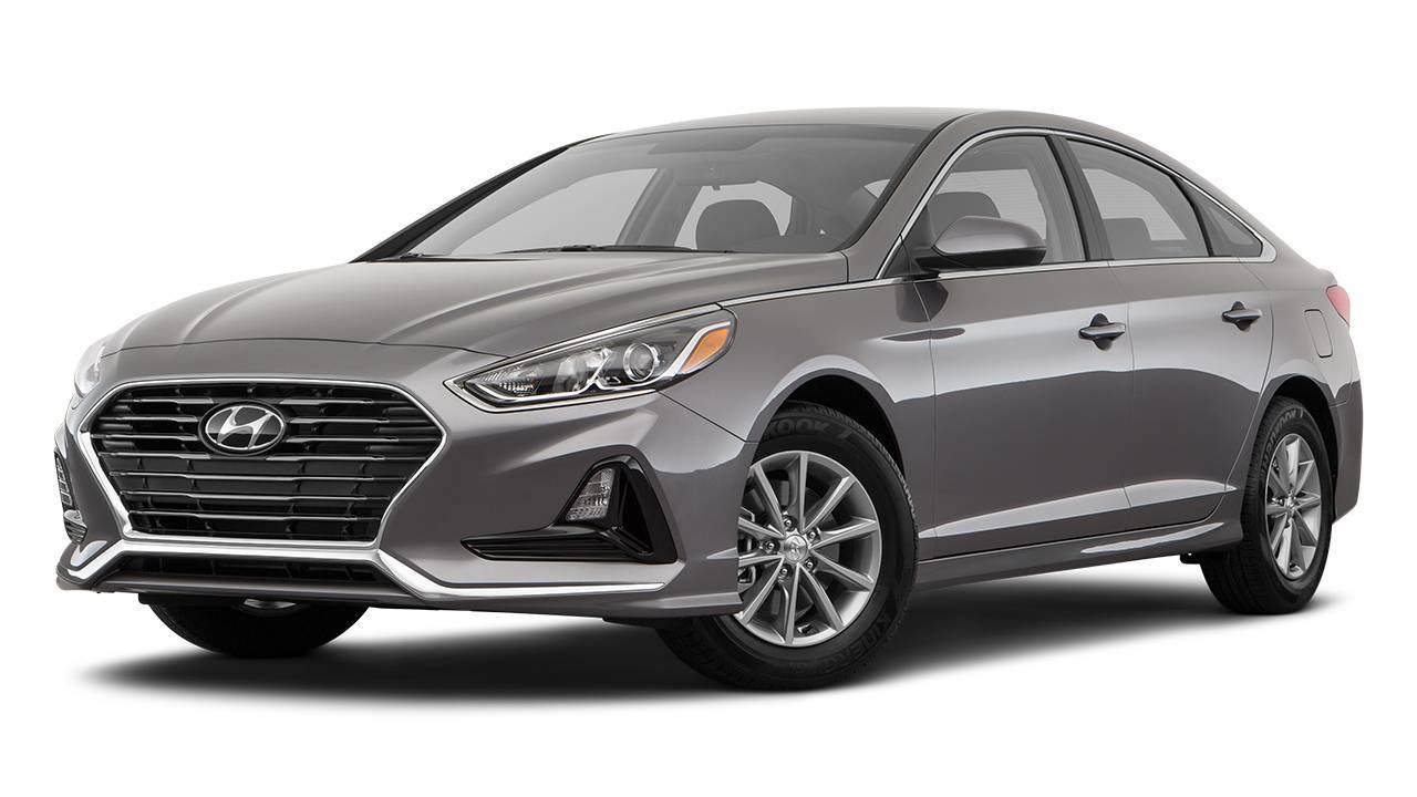 Lease A 2018 Hyundai Sonata Gl Automatic 2wd In Canada Canada