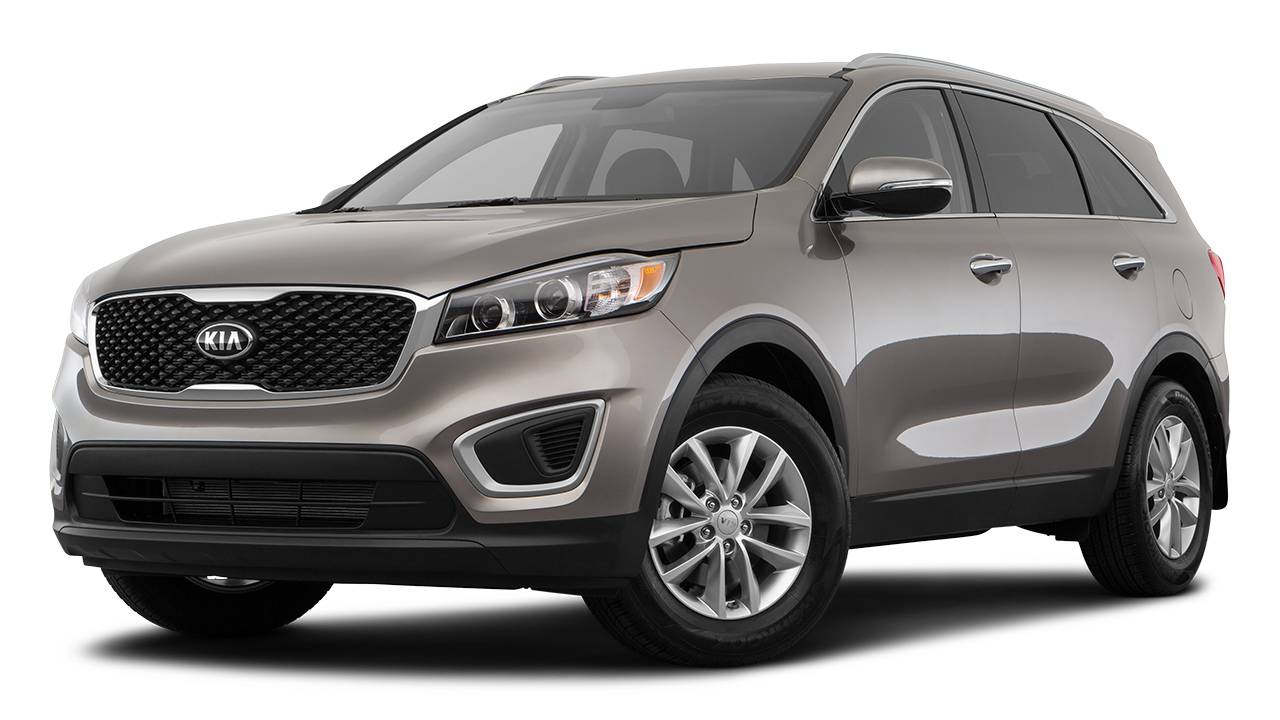 Lease A 2018 Kia Sorento Lx Automatic Awd In Canada