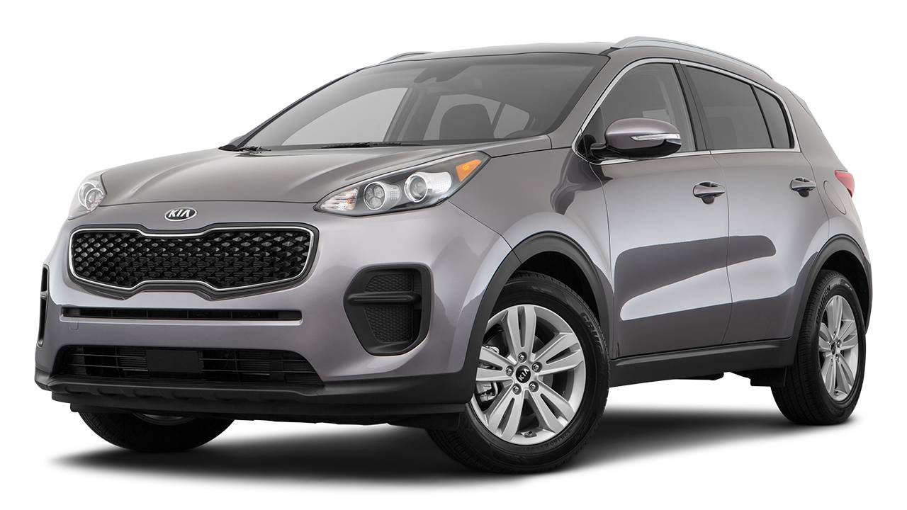 Lease A 2018 Kia Sportage Lx Automatic Awd In Canada