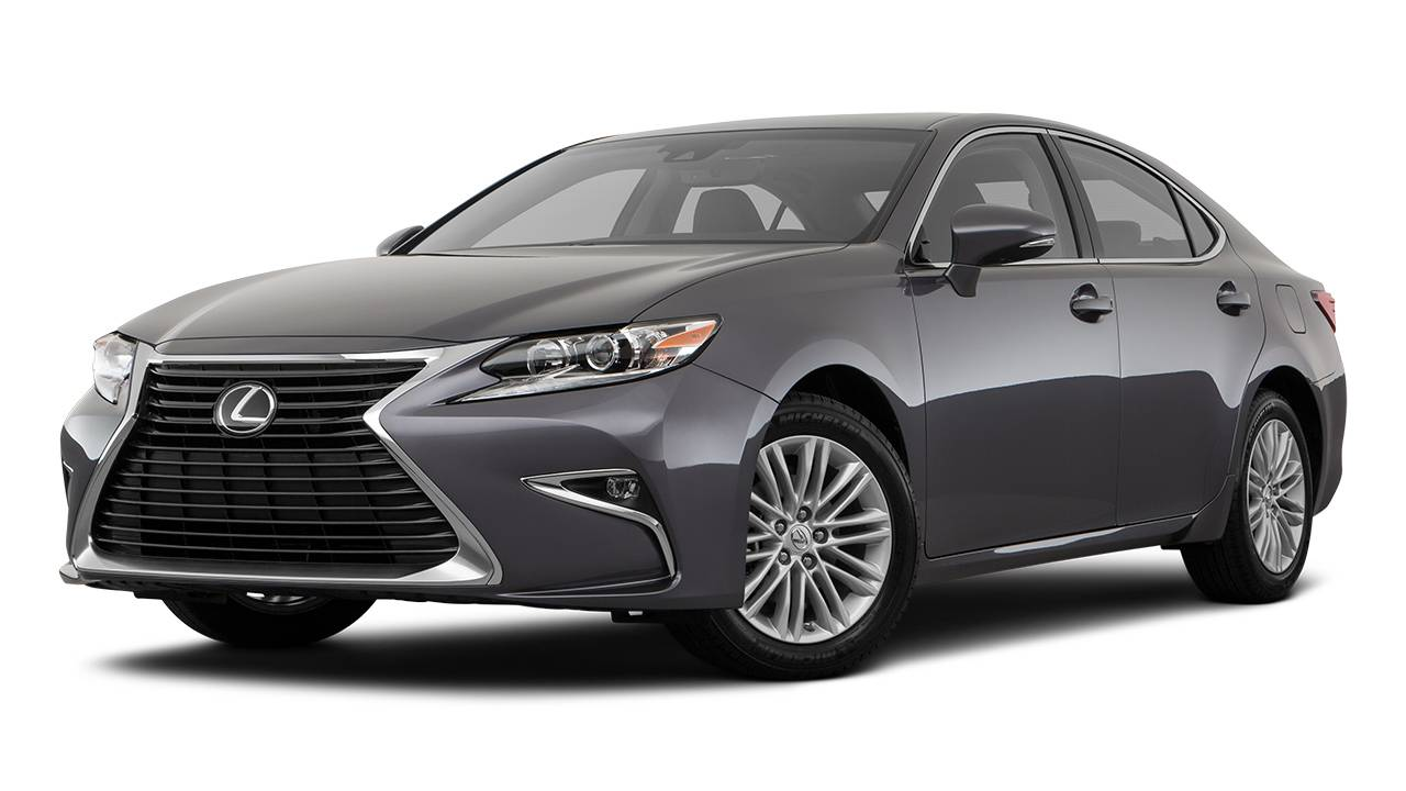 Lease a 2018 Lexus ES 350 Automatic AWD in Canada ...