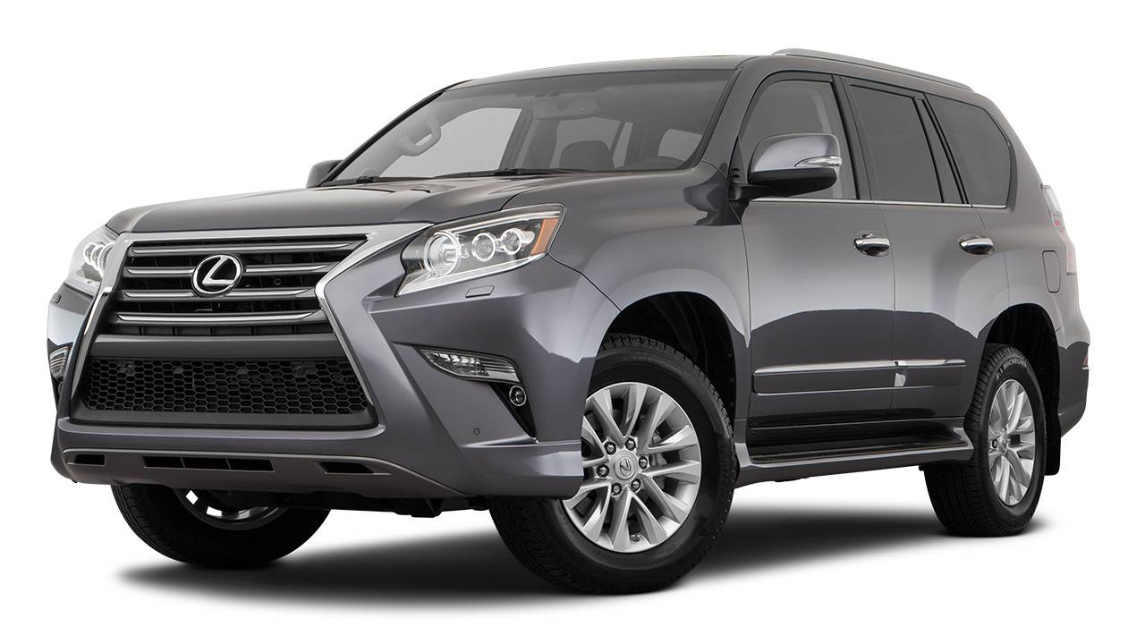 Charming 2018 Lexus GX 460 Automatic AWD