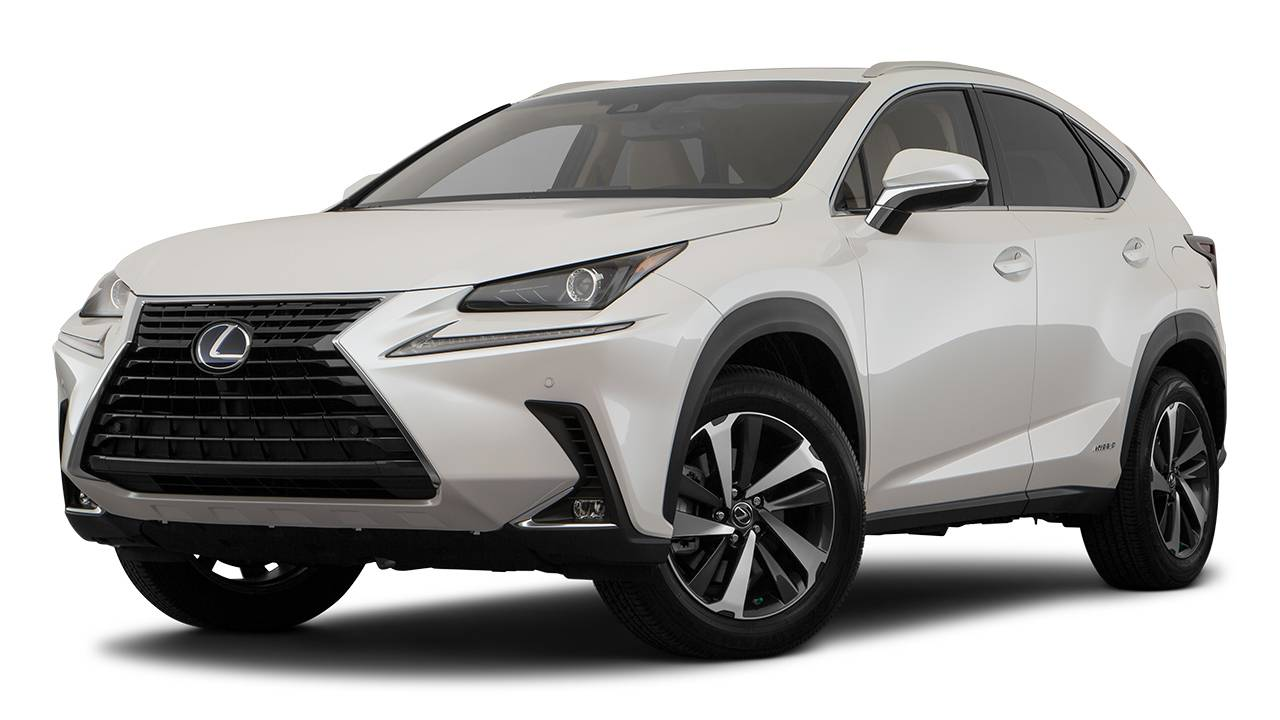 lease a 2018 lexus nx 300h hybrid automatic awd in canada leasecosts canada. Black Bedroom Furniture Sets. Home Design Ideas