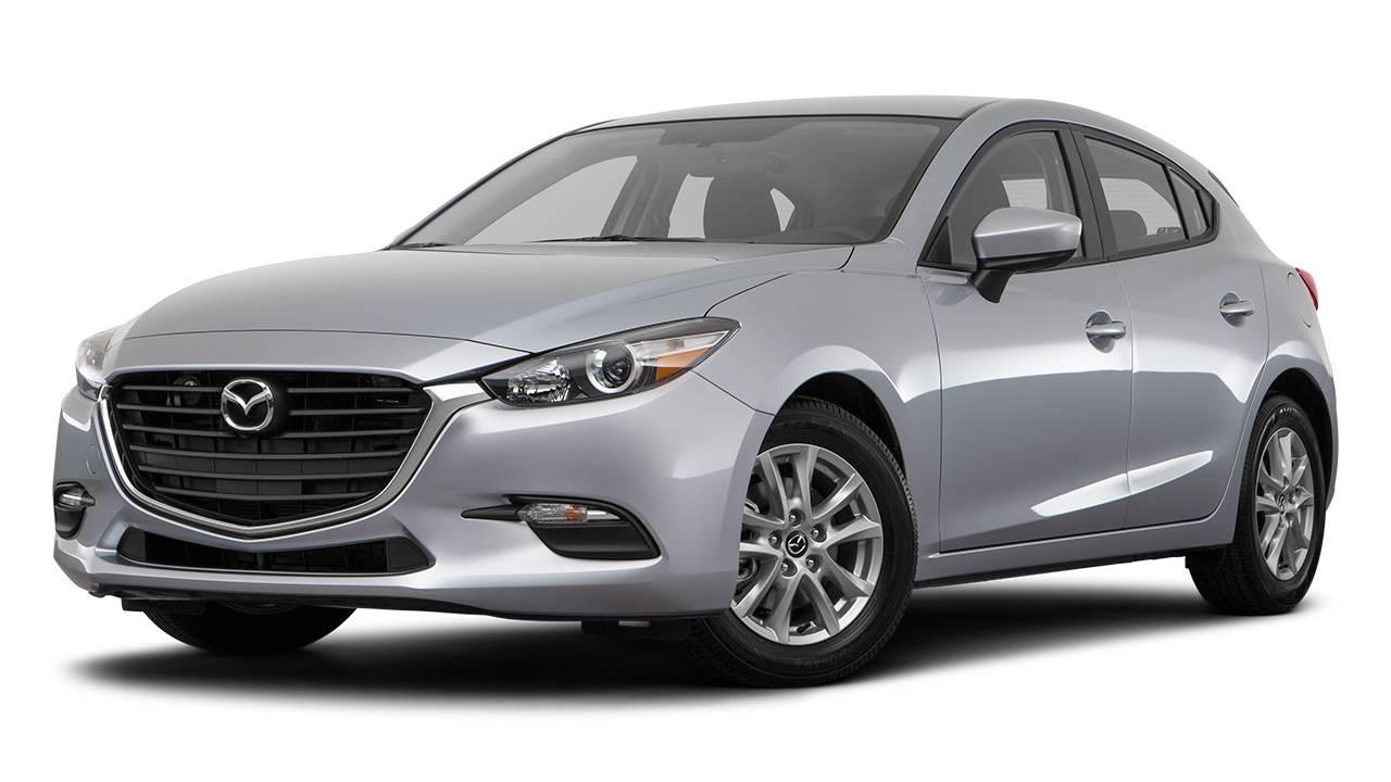 2018 Mazda Mazda3 Sport GX Automatic 2WD