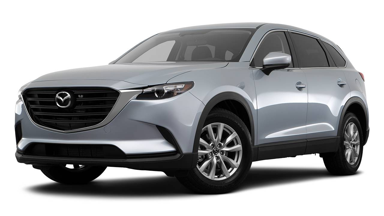 Lease a 2018 Mazda CX-9 GS Automatic AWD in Canada | LeaseCosts Canada