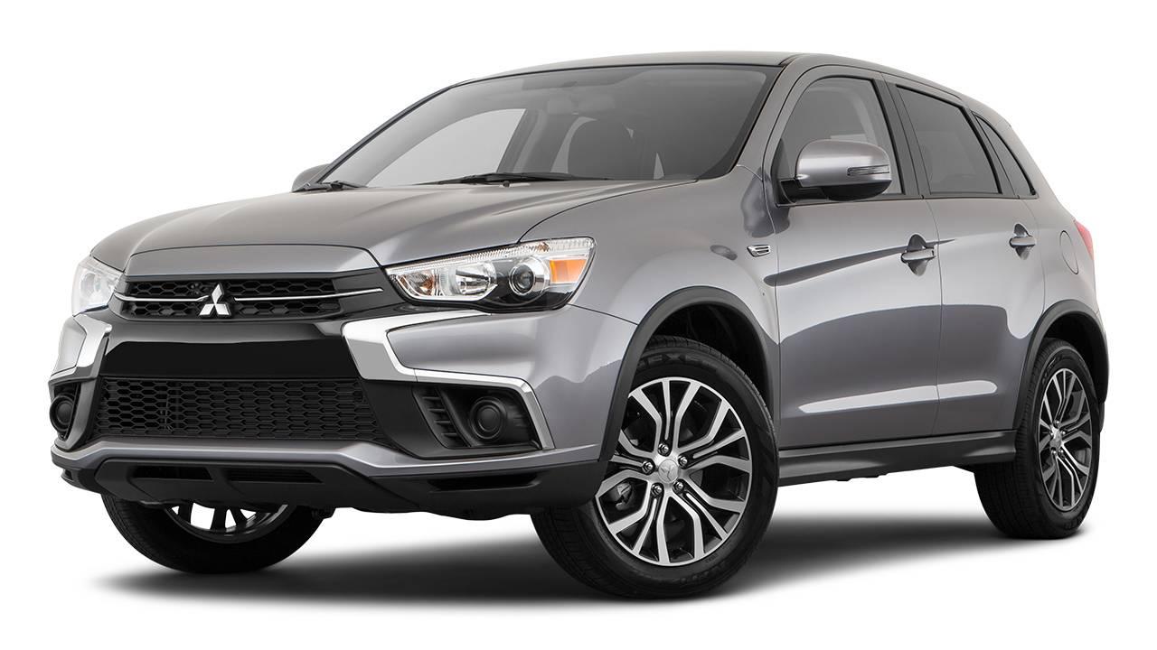 Lease A 2018 Mitsubishi Rvr Se Cvt Awd In Canada Canada