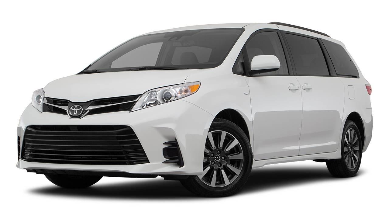 Lease A 2018 Toyota Sienna 8a Automatic Awd In Canada