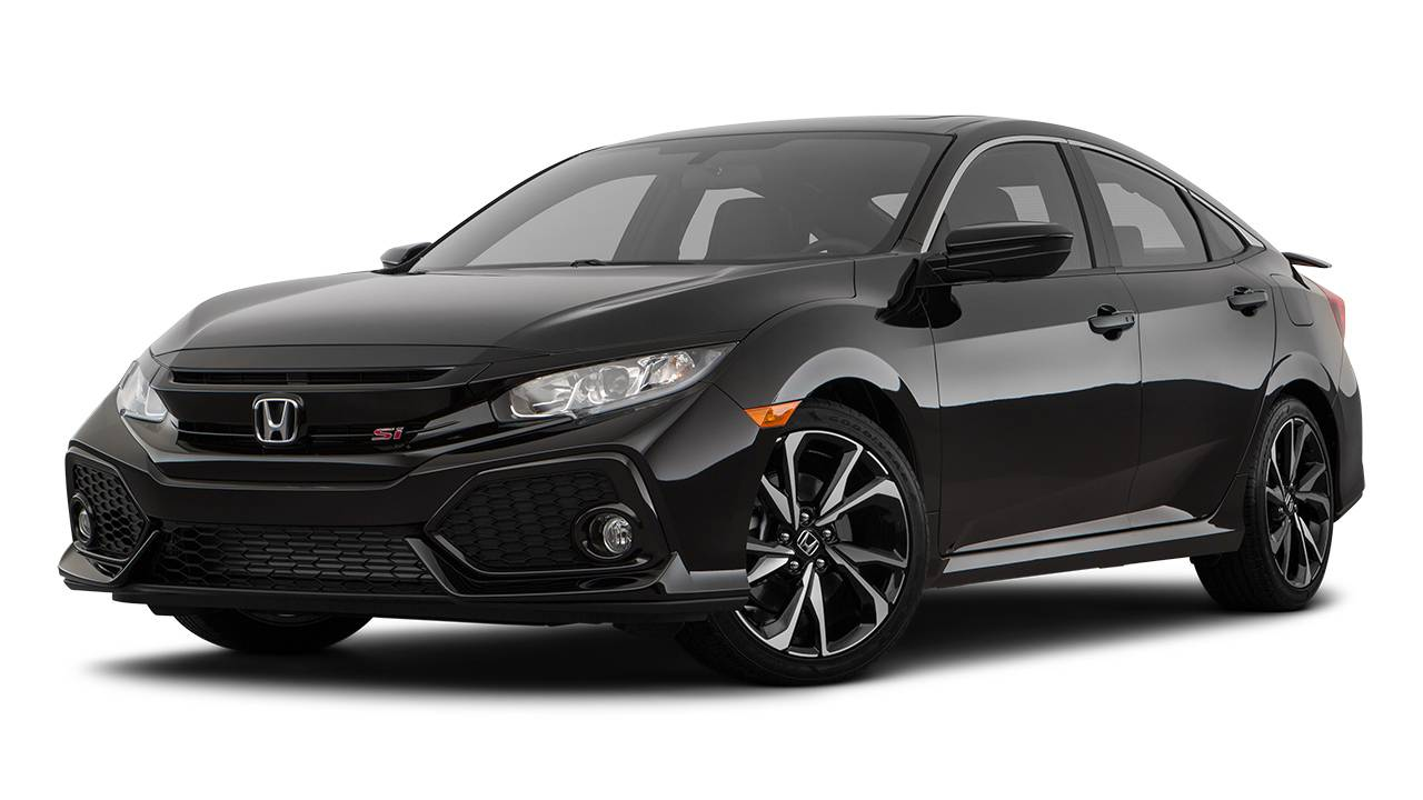 Lease a 2018 honda civic type r manual 2wd in canada for Honda civic specials