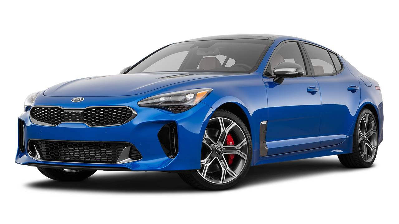 Acura Lease Deals >> Lease a 2018 KIA Stinger GT Automatic 2WD in Canada | LeaseCosts Canada