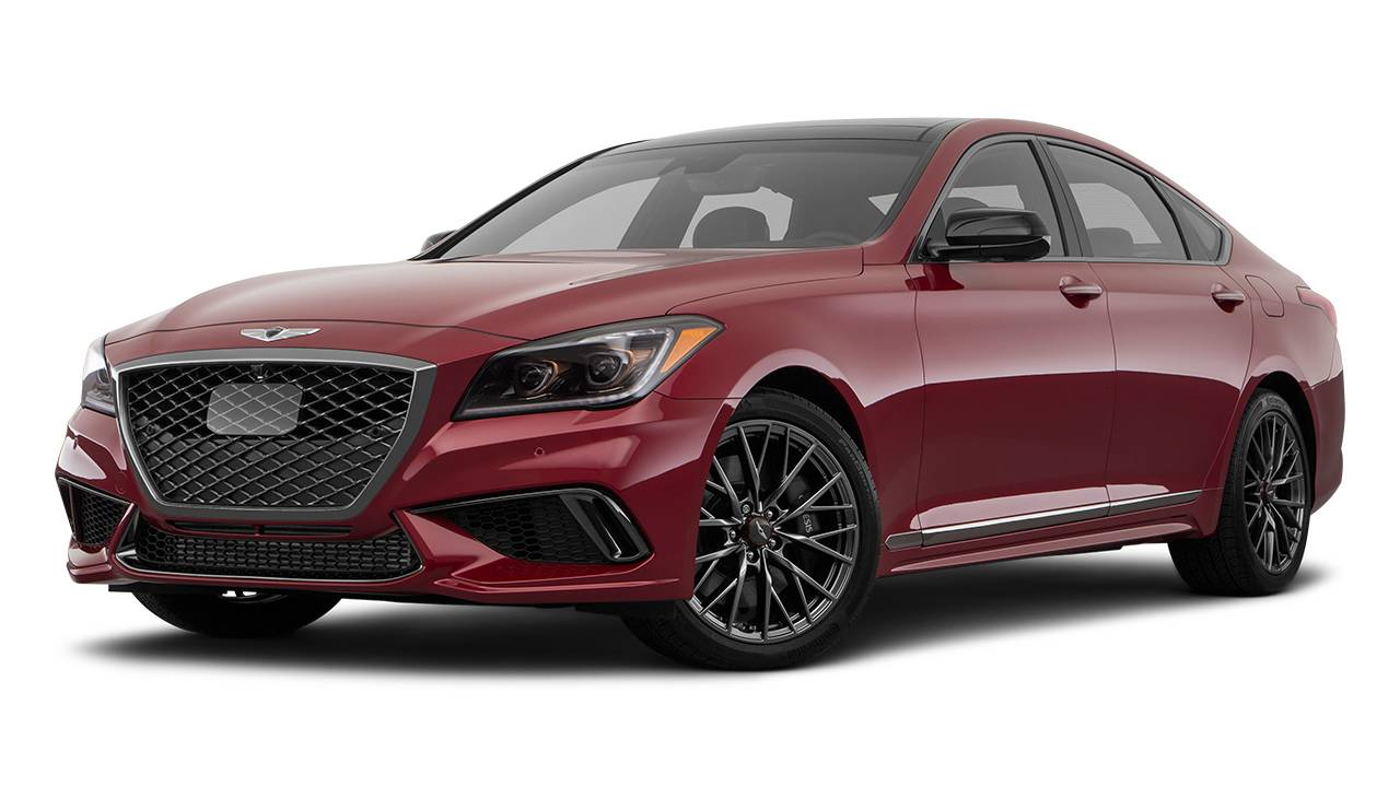 Lease A 2018 Genesis G80 3 3t Sport Automatic Awd In