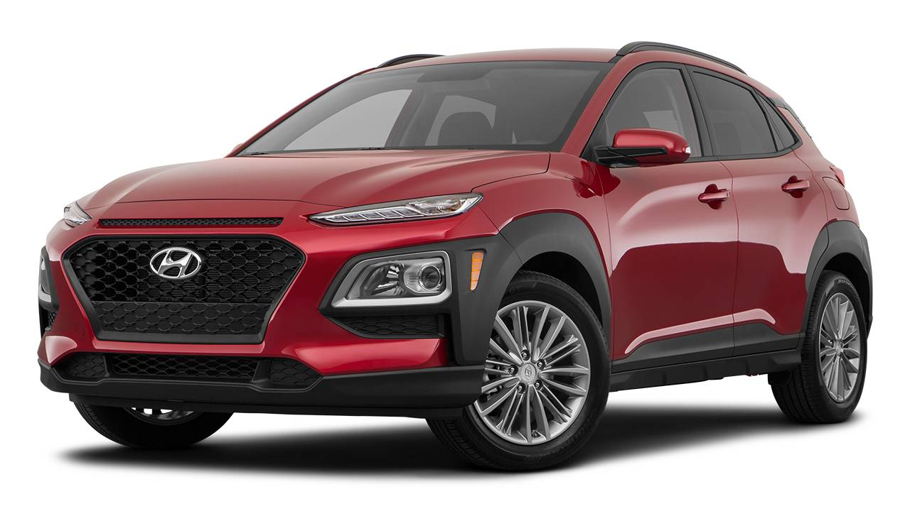 Lease A 2019 Hyundai Kona Electric Automatic 2wd In Canada