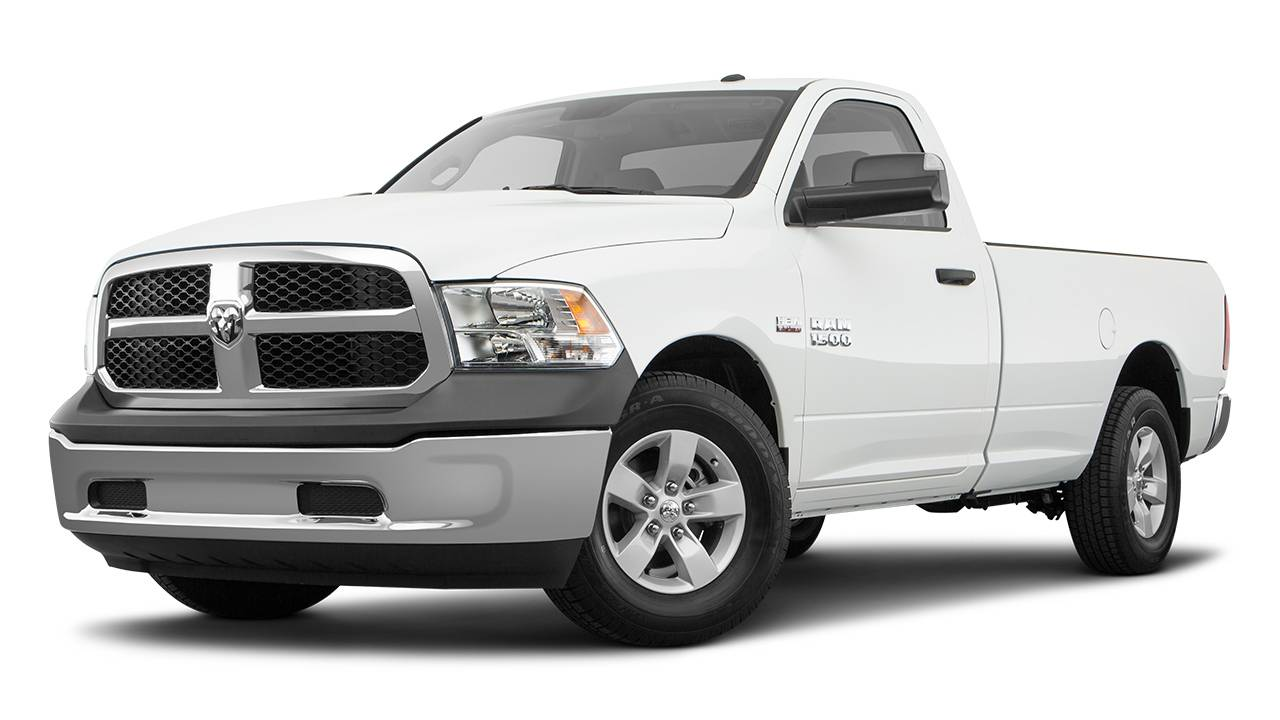 Lease A 2018 Ram 1500 St Automatic Awd In Canada