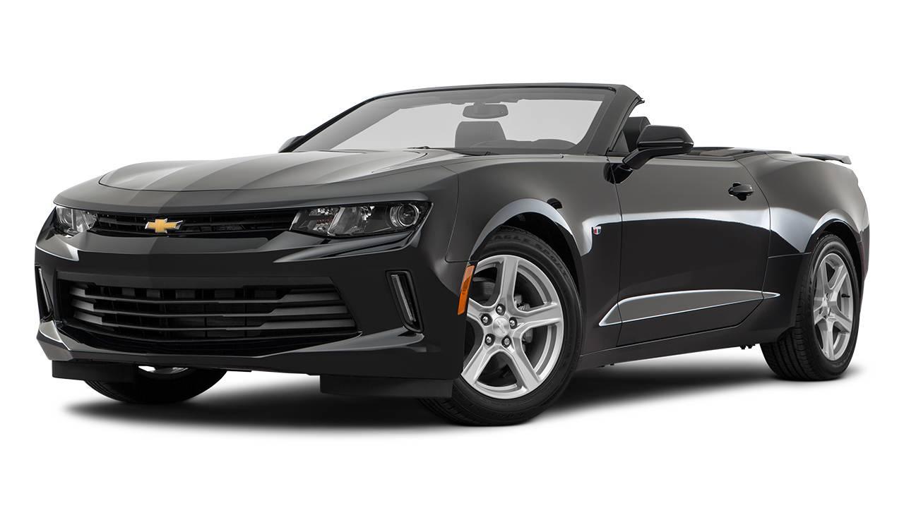 Lexus Suv Lease >> Lease a 2019 Chevrolet Camaro Convertible 1LT Automatic ...