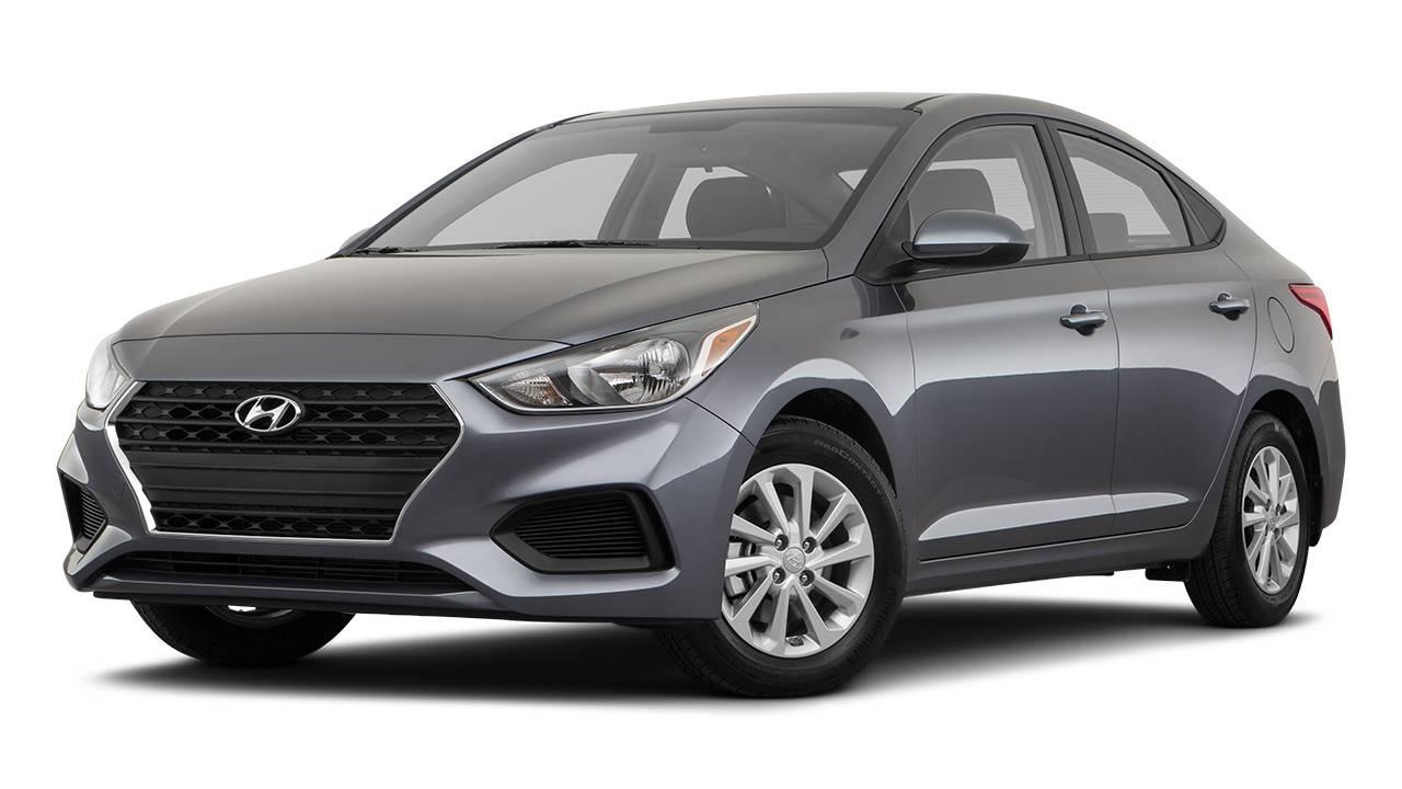 Lease a 2018 Hyundai Accent L Manual 2WD in Canada | LeaseCosts Canada
