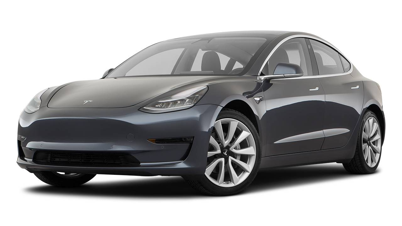 Lease a 2018 Tesla Model 3 Automatic 2WD in Canada | LeaseCosts Canada
