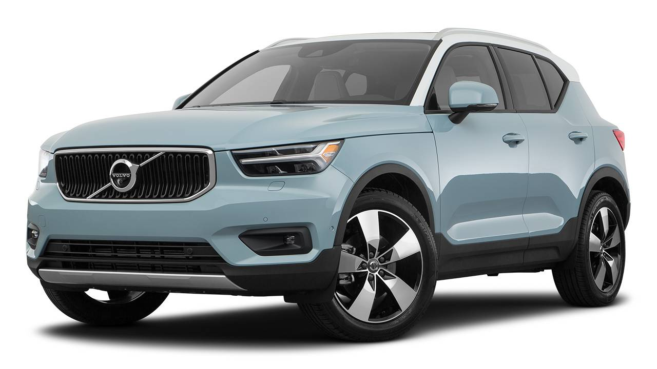 Acura Lease Deals >> Lease a 2019 Volvo XC40 Momentum Automatic AWD in Canada ...
