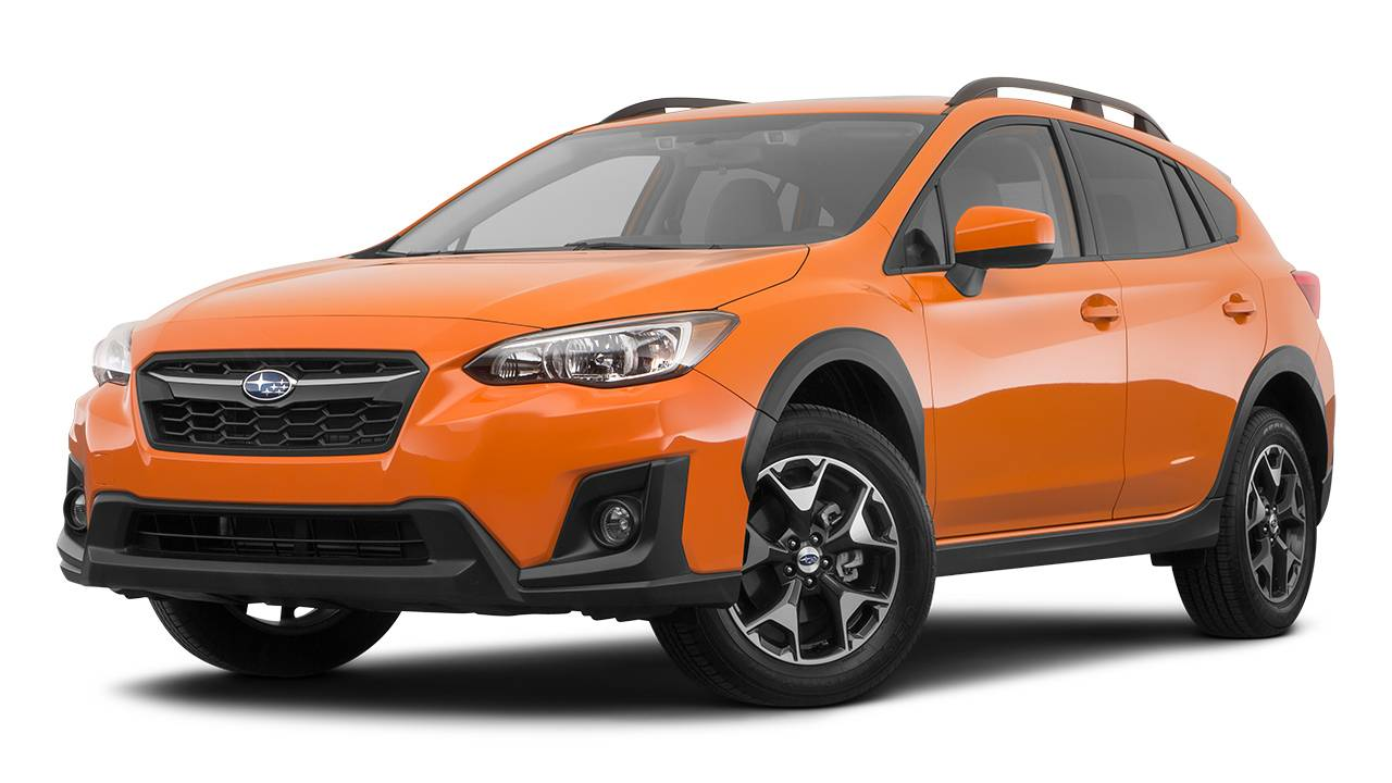 Lease A Subaru >> 2019 Subaru Crosstrek Convenience Automatic Awd