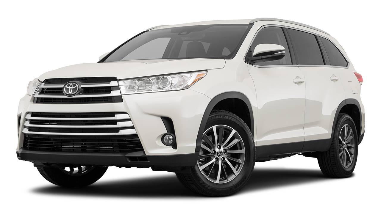 Toyota Highlander Lease >> Lease A 2019 Toyota Highlander Le Automatic Awd In Canada