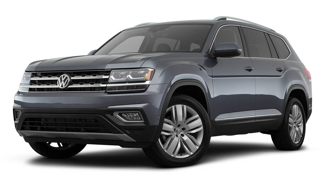 Lease a 2019 Volkswagen Atlas Trendline Automatic AWD in Canada • LeaseCosts Canada