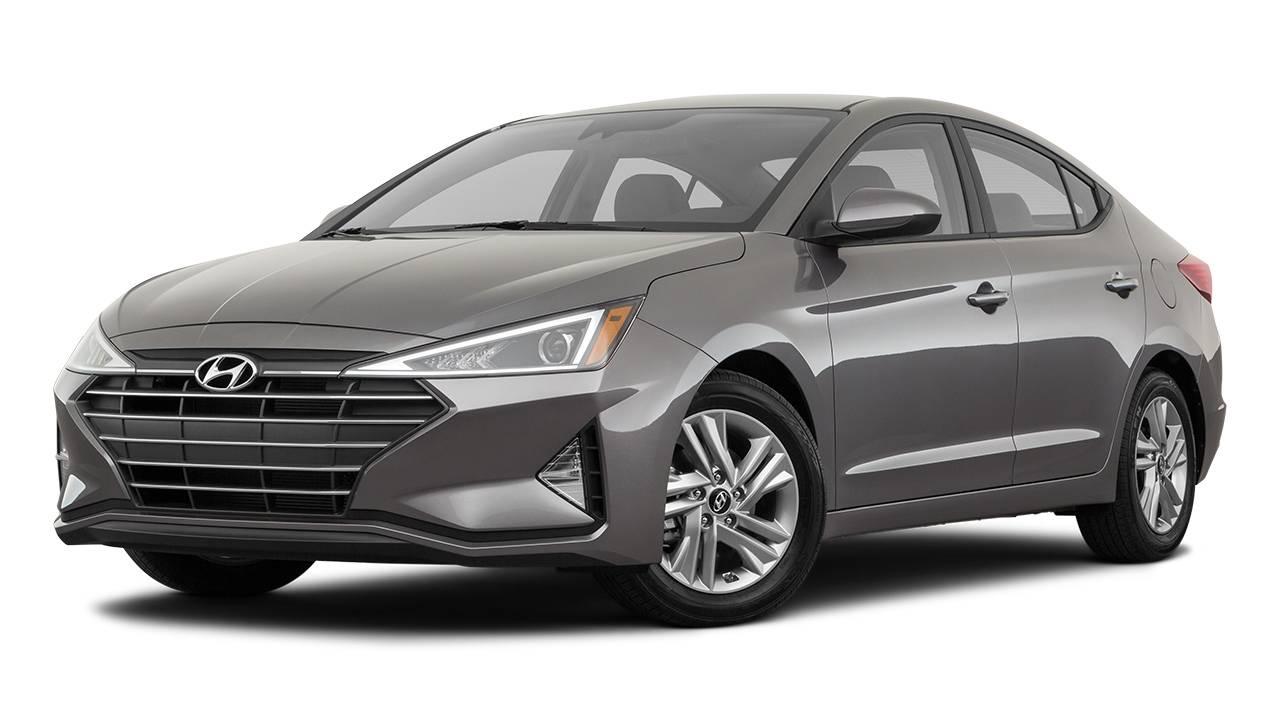 Hyundai elantra canada