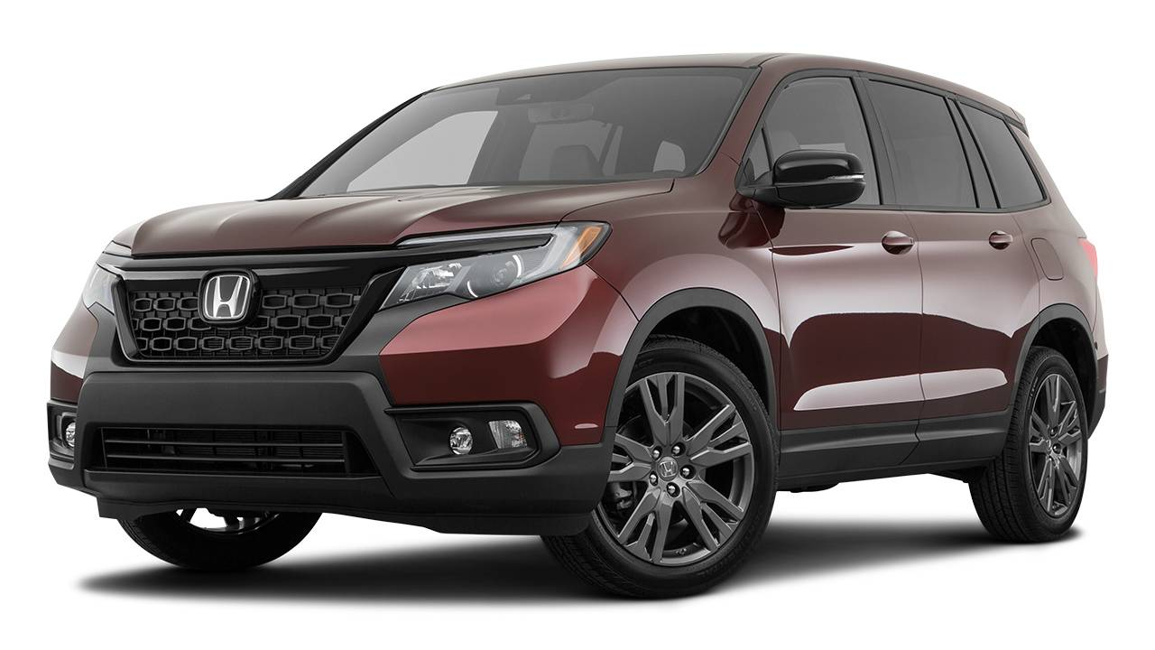 Lease A 2020 Honda Passport Automatic Awd In Canada Leasecosts Canada