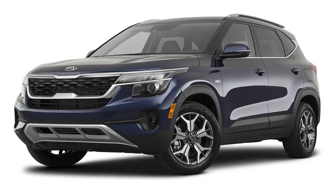Lease a 2021 KIA Seltos LX Automatic AWD in Canada ...