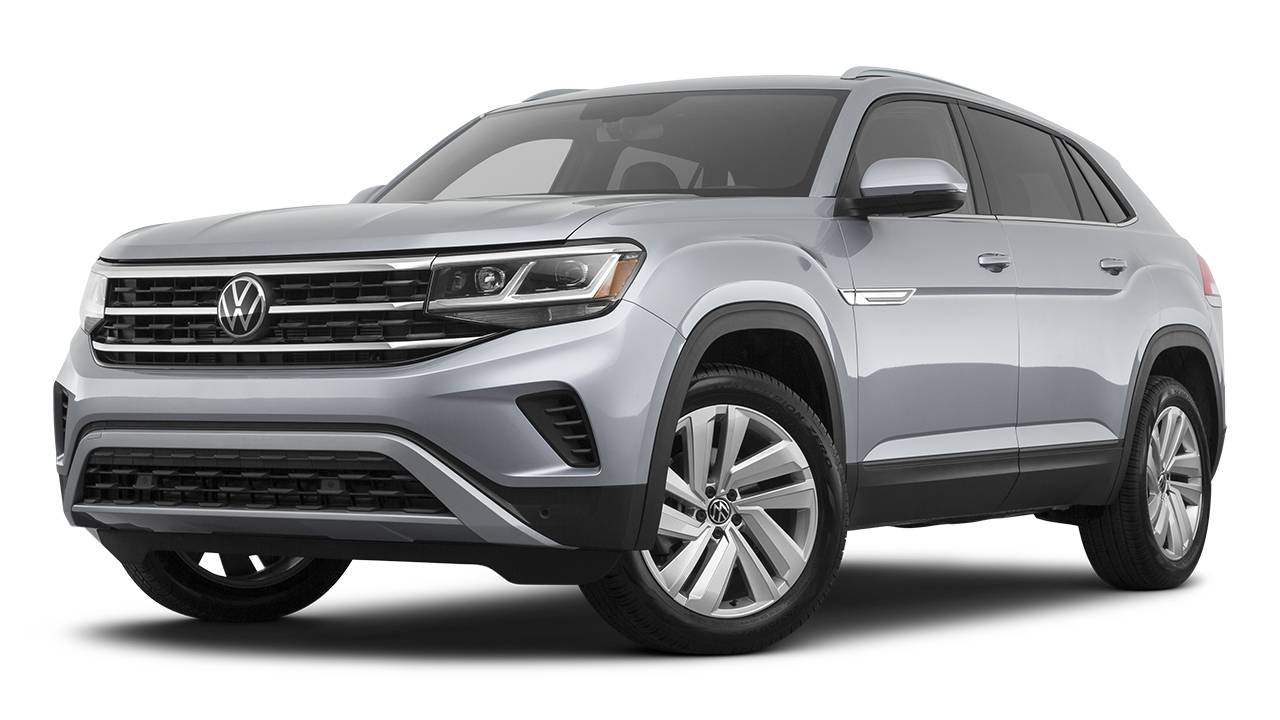 Lease A 2020 Volkswagen Atlas Cross Sport Automatic Awd In Canada Leasecosts Canada