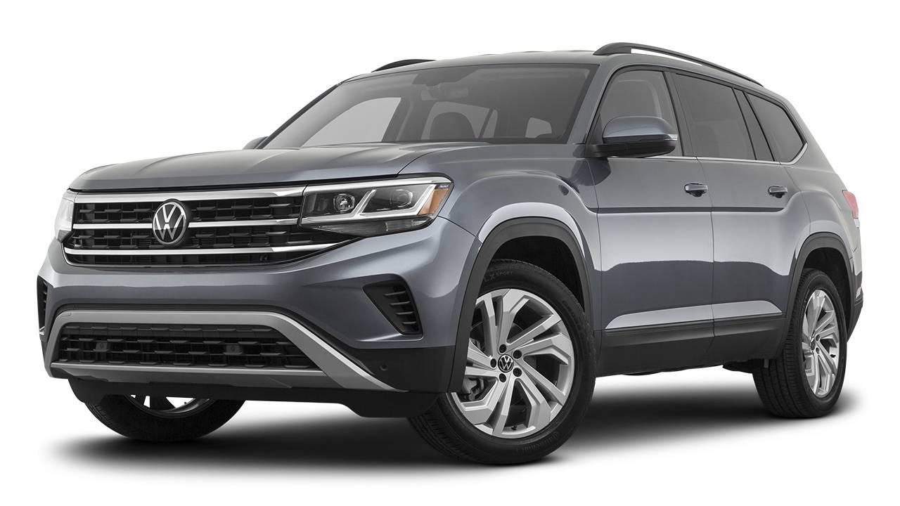 Lease a 2021 Volkswagen Atlas Trendline 2.0 Automatic 2WD ...