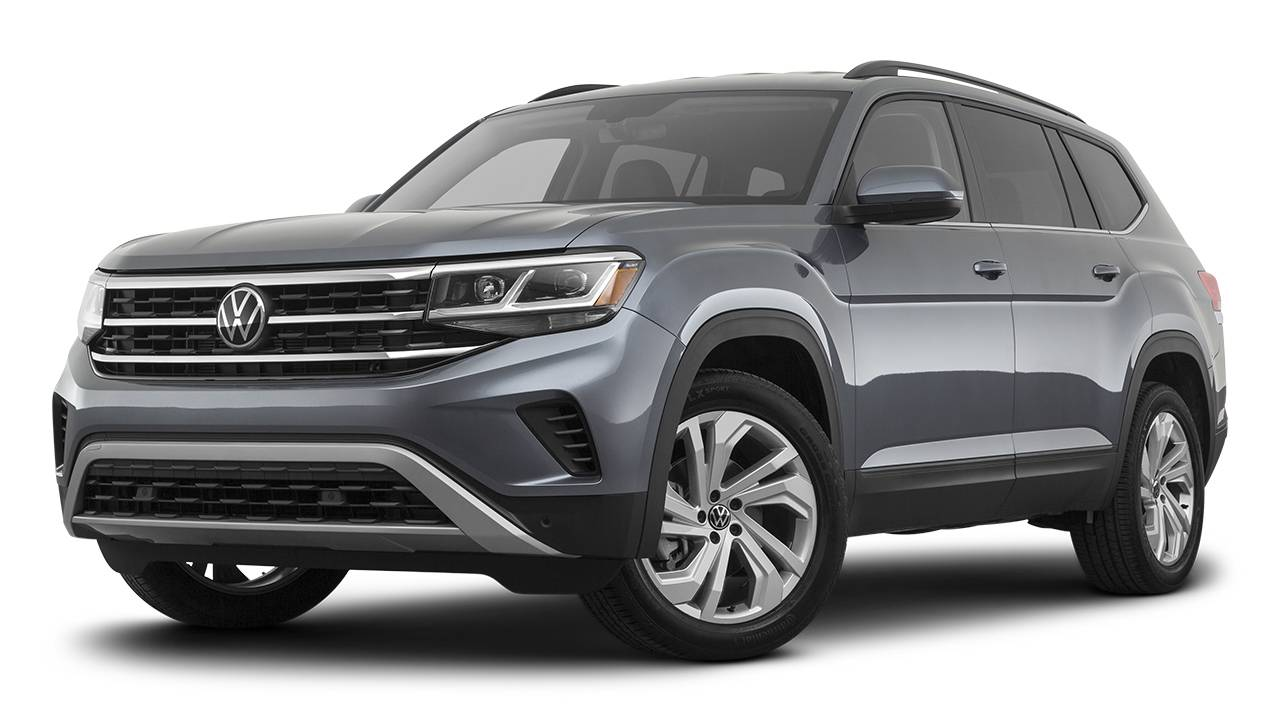 Lease A 2021 Volkswagen Atlas Trendline 2 0 Automatic Awd In Canada Leasecosts Canada
