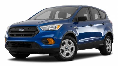 Ford Canada: 2017 Ford Escape S