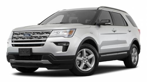 Ford Canada: Ford Explorer