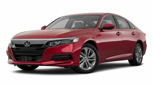 Honda Canada: Honda Accord Sedan LX