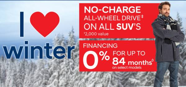 Hyundai West Island - No Charge AWD on all SUV