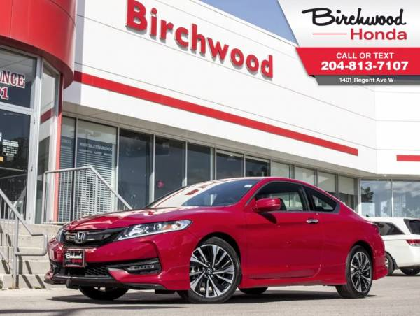 Birchwood Honda - 2020 Honda Accord Touring V6