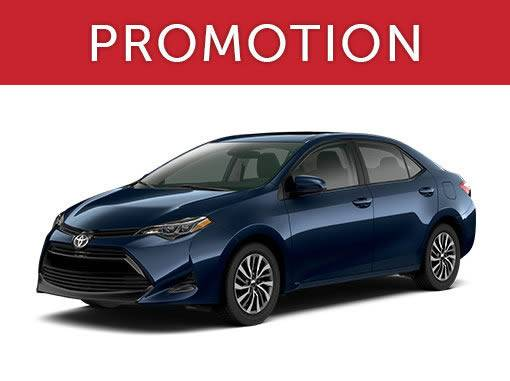 Spinelli Honda - Toyota Corolla Deals in Montreal: $191 per month