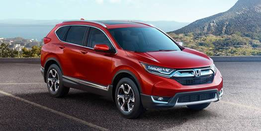 Colonial Honda - Lease the 2018 CR-V LX from $76 Weekly with $0 Down