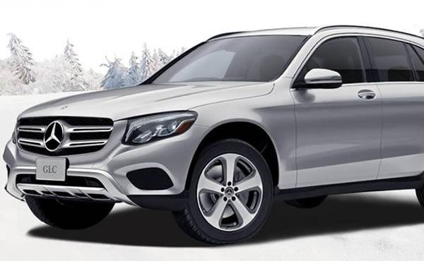 Mercedes-Benz Vancouver - 2021 GLC300 starting at 3.9% Lease x 45 months