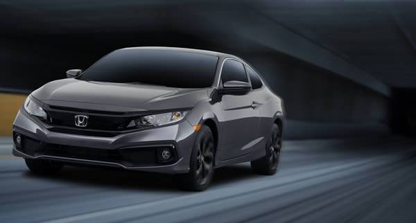 Vancouver Honda - 2020 Honda Civic Deals