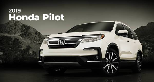 Vancouver Honda Car Leasing - Lease the New 2020 Pilot