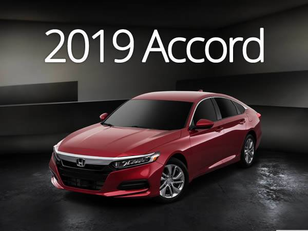 Village Honda - Welcome 2019 Honda Accord!