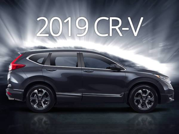 Honda Calgary - 2019 CR-V starting at 1.49% lease and finance rates