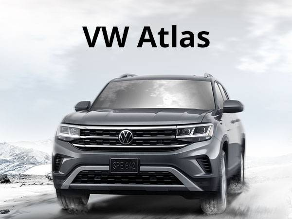 The Best Deals on the 2021 VW Atlas for all Edmonton!