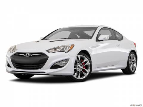 Hyundai Canada: 2016 Hyundai Genesis Coupe 3.8 with Premium Package