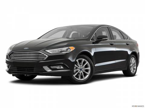 Ford Canada: 2018 Ford Fusion S