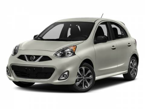 Nissan Canada: Nissan Micra S