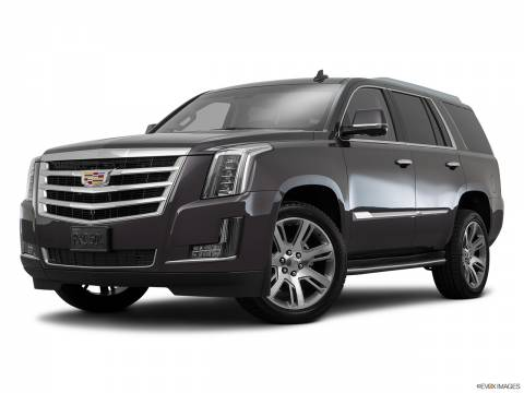 2017 Cadillac Escalade Base 4 Door 4WD 1SA